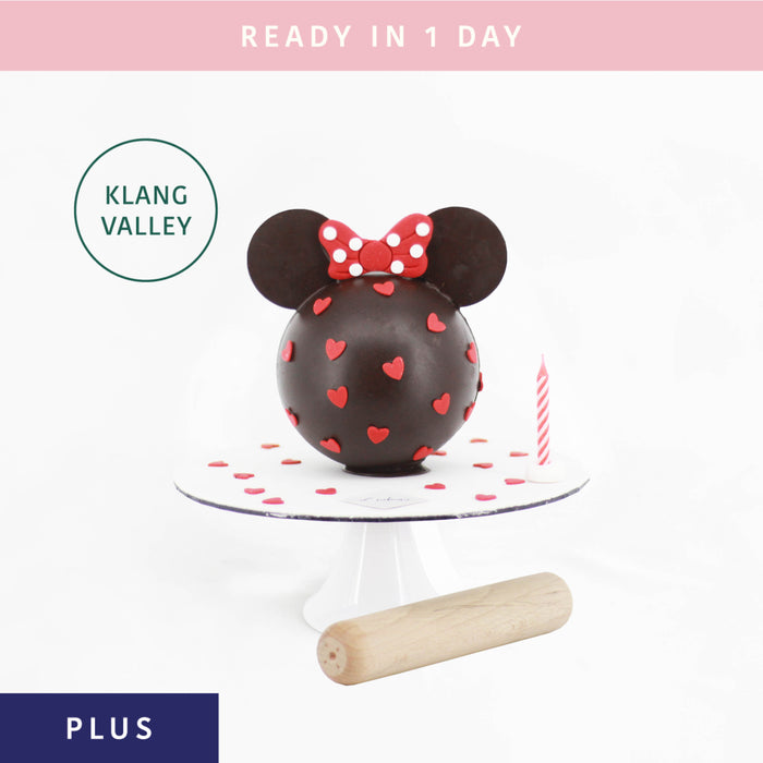 Pretty Minnie Cake | Cake Together | Online Cake Delivery