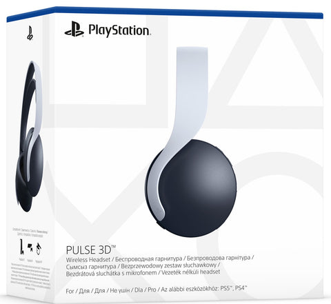 Sony PULSE 3D™ Wireless Headset