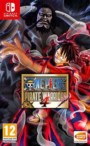 One Piece Pirate Warrriors 4 (Nintendo Switch)