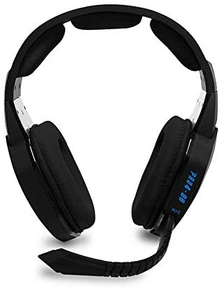 STEALTH PRO4-80 Stereo Gaming Headset - Black (PS4)