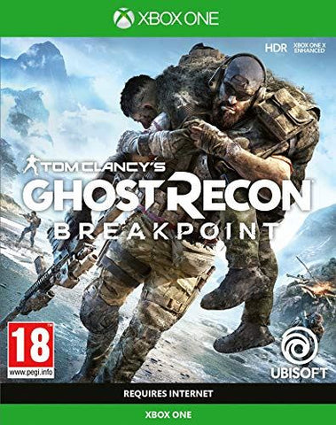 Tom Clancy's Ghost Recon: Breakpoint (Xbox One) (Xbox One)