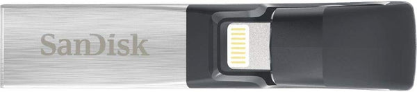 SanDisk iXpand V2 128 GB USB Flash Drive for iPhone and iPadhome