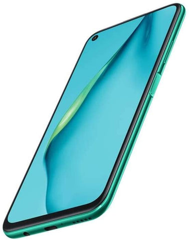 Huawei P40 Lite (128GB, 6GB RAM, 6.4 inch, Android 10.0 ) - Crush Green