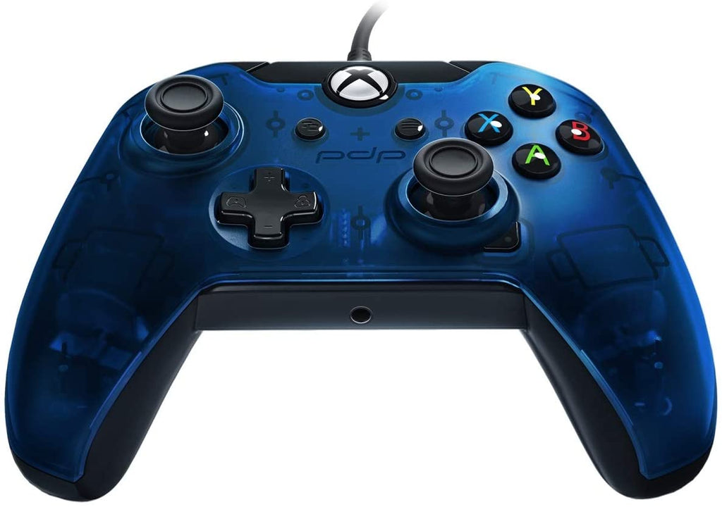 PDP Wired Controller - Blue (Xbox One / PC)