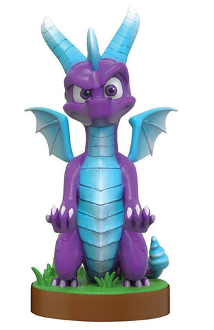Spyro - Ice Collectable Device Holder - 8 inch version