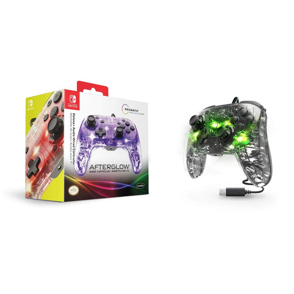 Afterglow Wired Deluxe Controller (Nintendo Switch)