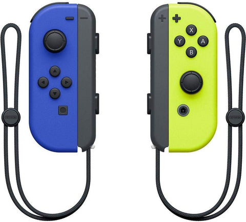 Joy-Con Pair - Neon Blue/Neon Yellow (Nintendo Switch)