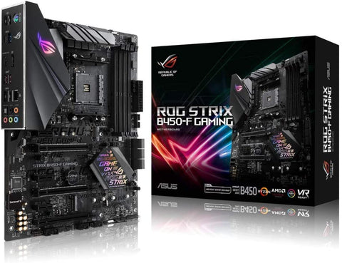 Asus ROG STRIX B450-F Gaming AM4 DDR4 ATX Motherboard
