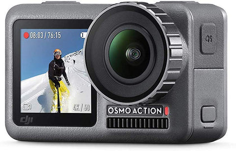 DJI Osmo Action - Digital Camera - Black