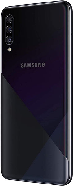 "Samsung Galaxy A30s Smartphone (64GB, 6.4""Infinity Display, Android Pie) - Prism Crush Black"