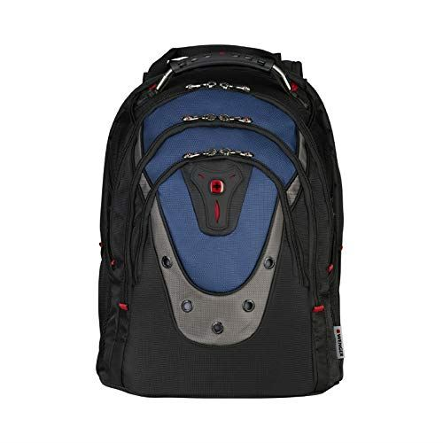 "Wenger IBEX 17"" Laptop Backpack - Blue"
