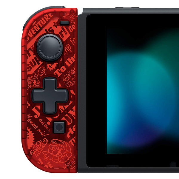 Hori D-pad Joy-Con (Left) - Mario Version (Nintendo Switch)