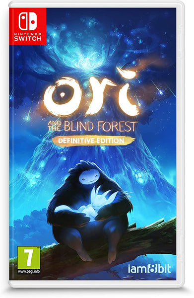 Ori and The Blind Forest - Definitive Edition (Nintendo Switch)