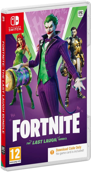Fortnite: The Last Laugh Bundle (Nintendo Switch*)