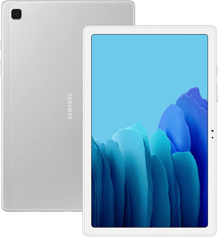 Samsung Galaxy Tab A7 Tablet  (32GB, Wi-Fi, Android, UK Version) - Silver [NXTech]