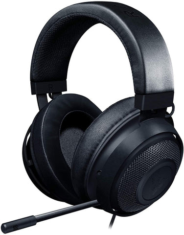 Razer Kraken Wired Gaming Headset - Black (PC / PS4 / Xbox One)