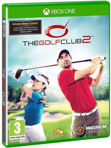 The Golf Club 2 (Xbox One)