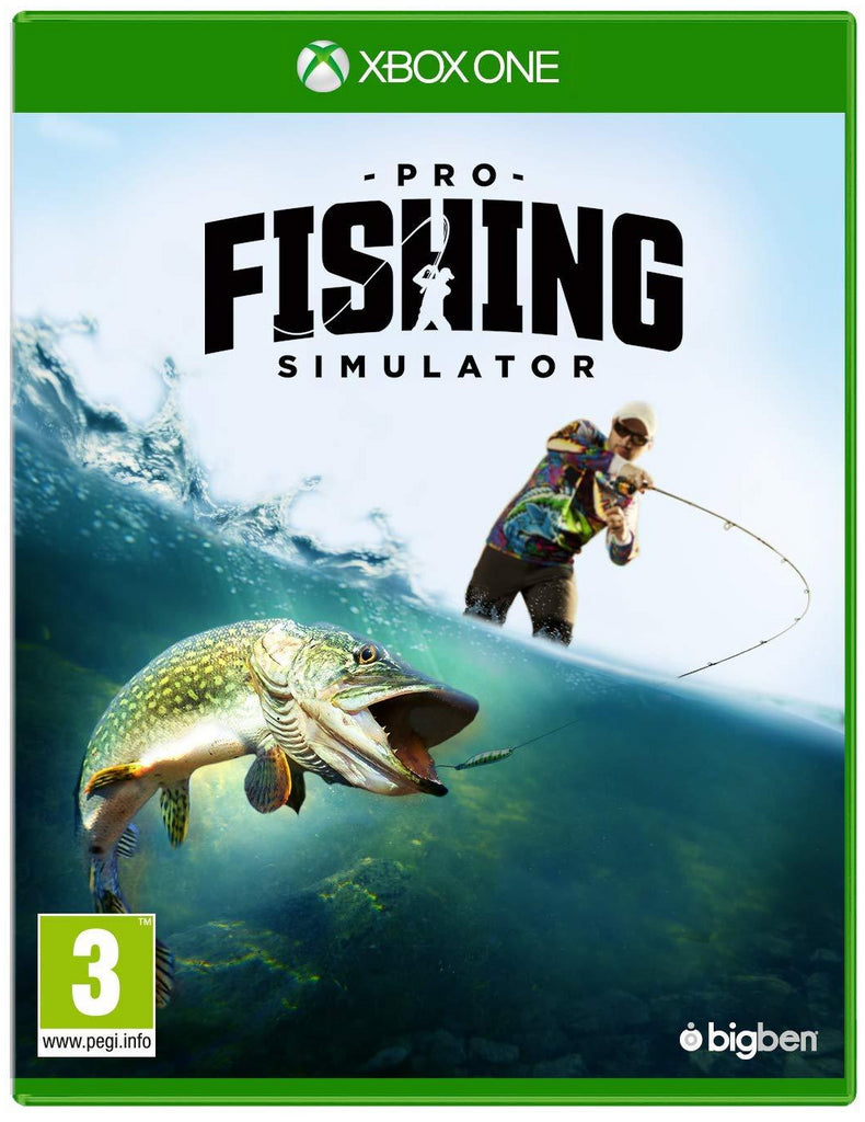 Pro Fishing Simulator (Xbox One)