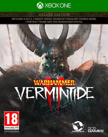 Warhammer: Vermintide 2 - Deluxe Edition (Xbox One)