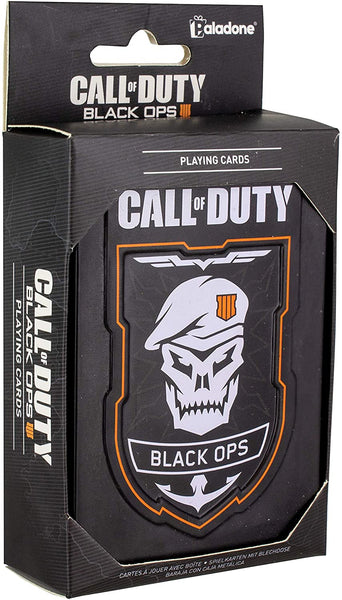 Call of Duty Black Ops 4 Playing Cards