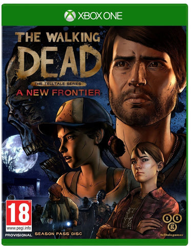 The Walking Dead: The New Frontier (Xbox One)