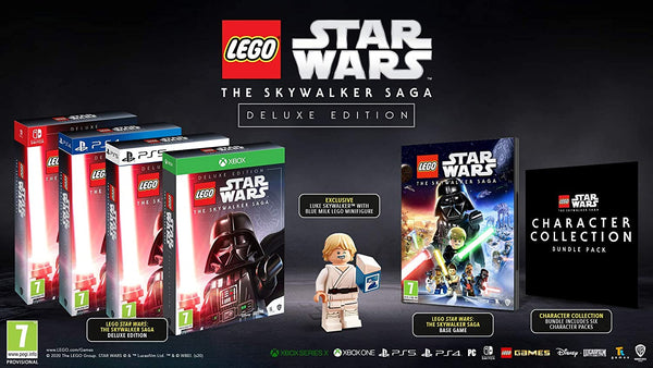 LEGO Star Wars: The Skywalker Saga Blue Milk Edition (Xbox One / Xbox Series X)