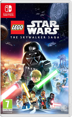 LEGO Star Wars: The Skywalker Saga (Nintendo Switch)