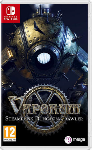 Vaporum (Nintendo Switch)