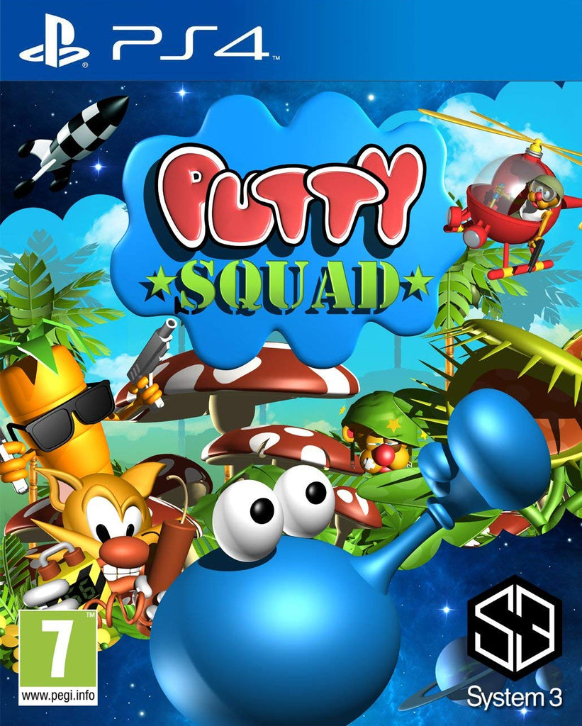 Putty Squad (PS4)