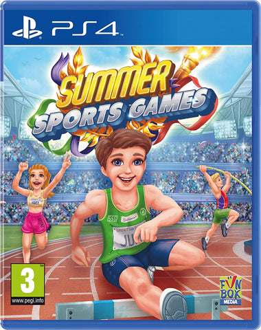 Summer Sports Games (PS4)