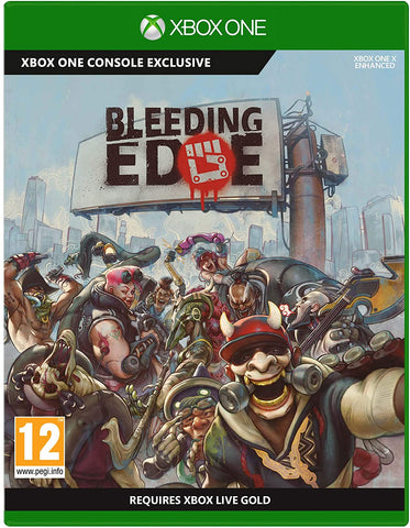 Bleeding Edge (Xbox One)