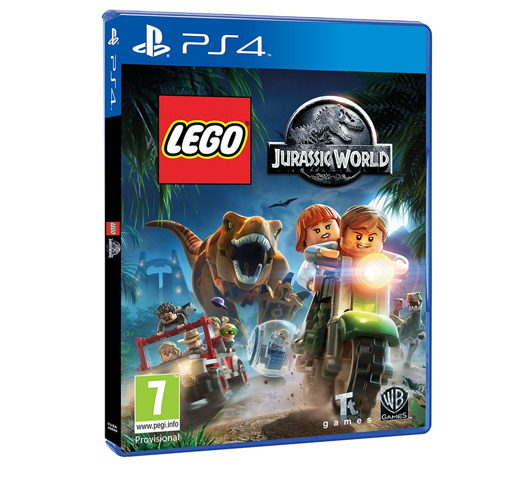 LEGO Jurassic World (PS4)