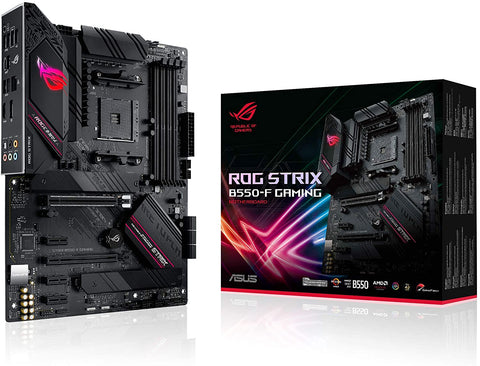 Asus ROG STRIX B550-F Gaming AM4 Ryzen ATX Motherboard