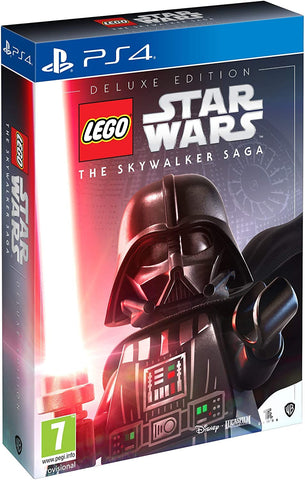 LEGO Star Wars: The Skywalker Saga Blue Milk Edition (PS4)