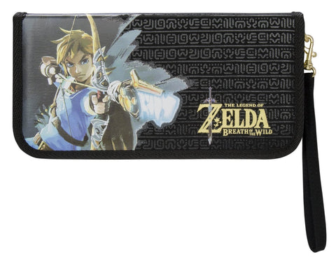 Nintendo Switch Officially Licensed Zelda Breath of the Wild Premium Travel Case (Nintendo Switch)