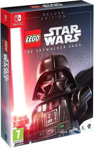 LEGO Star Wars: The Skywalker Saga Blue Milk Edition (Nintendo Switch)