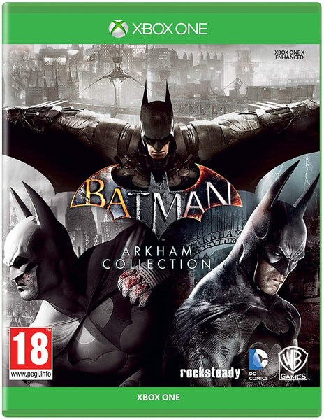 Batman Arkham Collection - Standard Edition - (Xbox One)