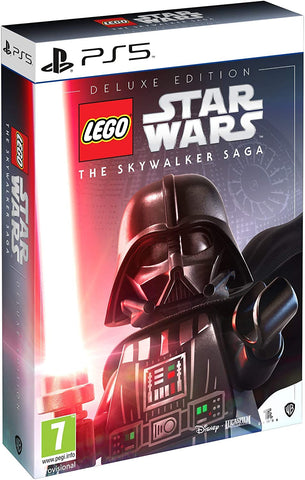 LEGO Star Wars: The Skywalker Saga Blue Milk Edition (PS5)