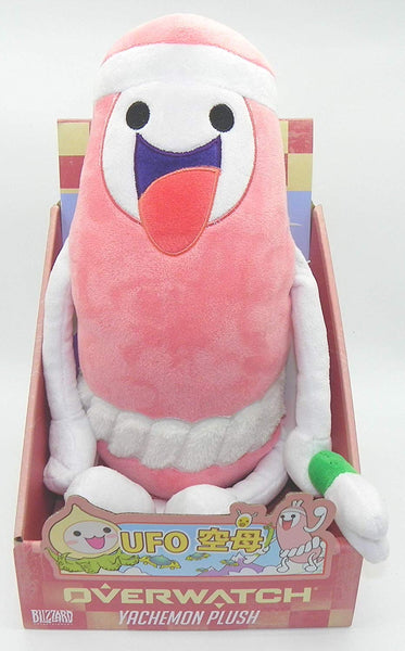 Overwatch Yachemon Aka Hot Dog Guy Plush Toy