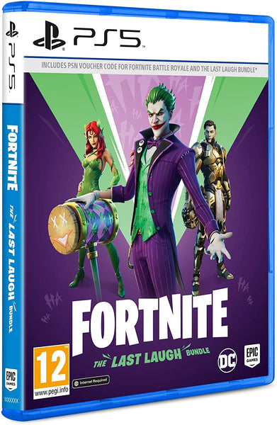 Fortnite: The Last Laugh Bundle (PS5*)