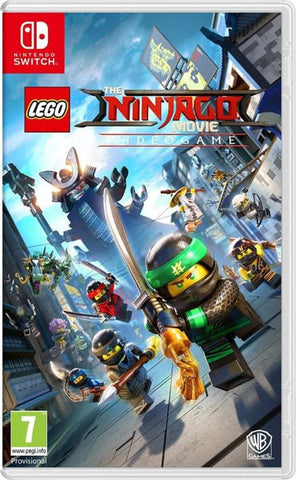 LEGO Ninjago Movie Video game (Nintendo Switch)