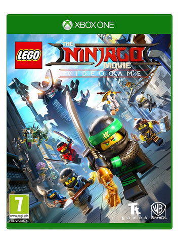 LEGO Ninjago Movie Video game (Xbox One)