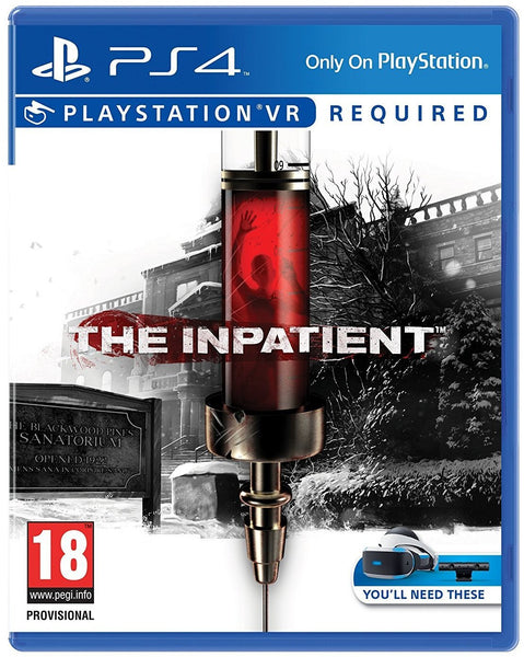 The Inpatient (PSVR)