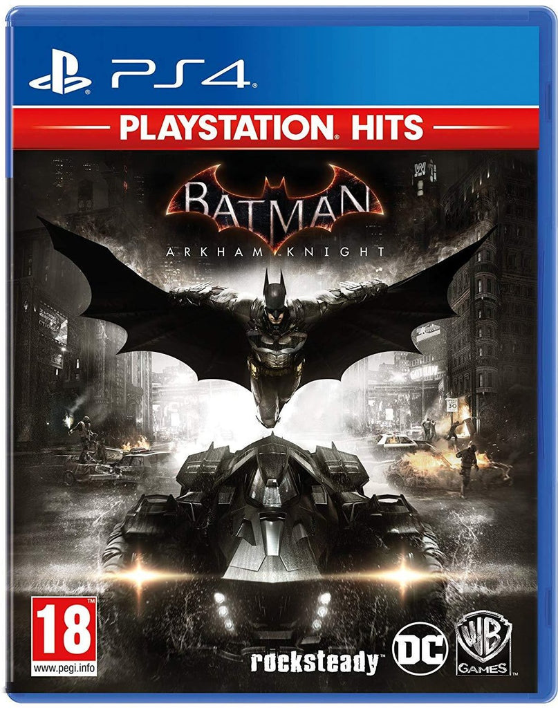 PlayStation Hits - Batman: Arkham Knight (PS4)