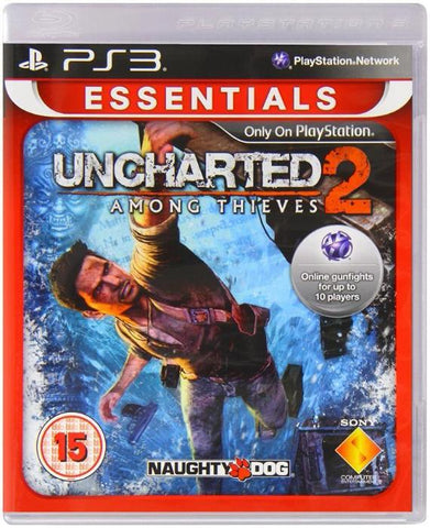 Uncharted 2: Among Thieves - Essentials (PS3)
