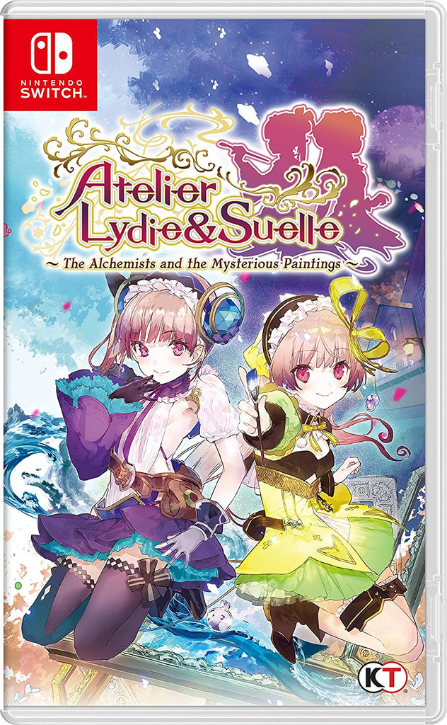 Atelier Lydie and Suelle (Nintendo Switch)