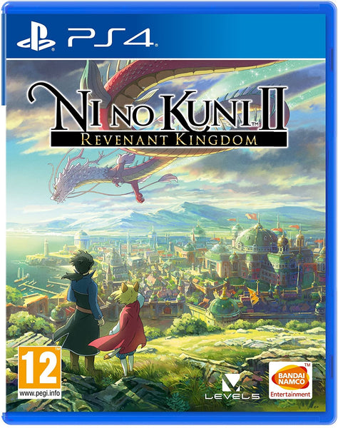 Ni No Kuni II: Revenant Kingdom: King's Edition (PS4)