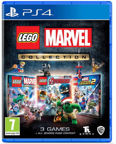 LEGO Marvel Collection (PS4)