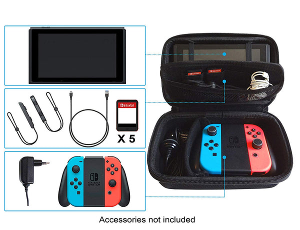 Subsonic Protective Carry Case (Nintendo Switch)