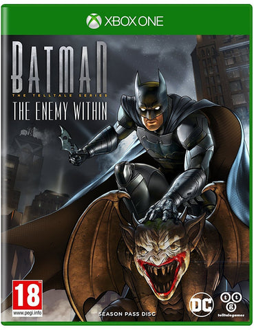 Telltale - Batman: The Enemy Within (Xbox One)